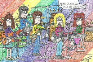 Covering The Beatles by gretzelboy89