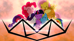 Huggable Mane 6 by BronyYAY123