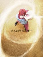 Gaara 2 by Dark-in-the-night