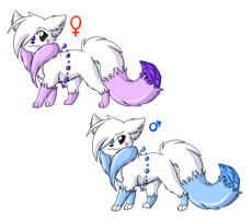 CE: Kasune Fakemon by CrispyCh0colate