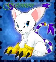 Gatomon by Nightrizer