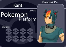 PokePlatform Battle Card: Kanti by GuardianOfTheFlame