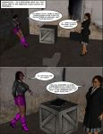 Super Heroine Heat Issue 5 Page 7 by WikkidLester