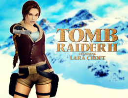 Lara Croft : Tibet by Dragunova-Cosplay