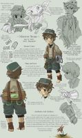 LoT: Morrow Stone by conmandamned