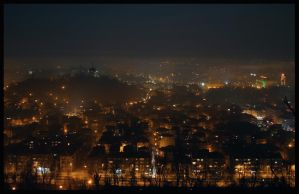 Plovdiv City by hldd3n