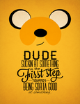 Jake The Wise by TheHalfBloodPierrot