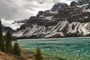Bow Lake by Mac-Wiz