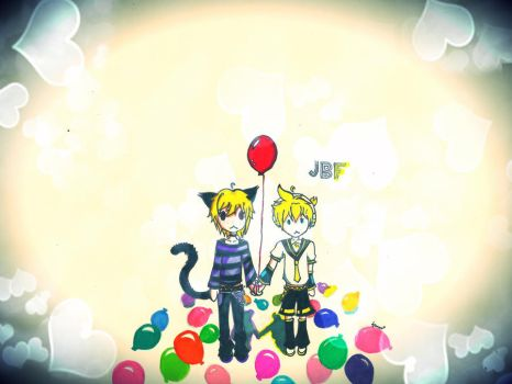 96nekoxLen Just Be Friends:. JBF by frenchysmagicaltrip