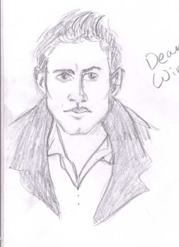 Dean Winchester by padfootlestrange