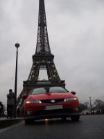 My type S in paris 6 by Tay-GSi