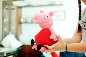 Peppa Pig by MissBajoCollection
