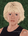 Sam Carter SG1 by MidknightStarr