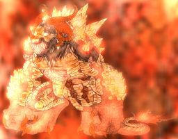 demon_spawn_horried_juggernaut_by_demongirl99 by Xeno-Crazy