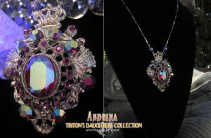 King Triton's Daughters Collection : Andrina by Lillyxandra