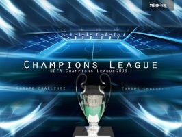UEFA Champions League 2008 by amrtalaat
