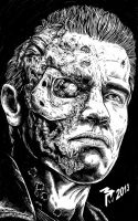 Terminator Phone Art. by muttleymark