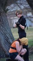 RE4: Stay down. by xunsunghero