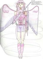 Angel Goddess Relieved Complete by creationstar