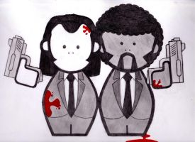 Pulp Fiction by grzegorz828