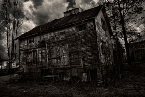 Grey Recollections II by Ardak