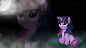 Into the Twilight by LeonBrony
