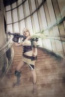 Riven by TitanesqueCosplay