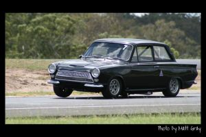 Ford Cortina MkI by matt-chops