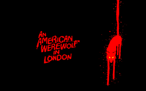 An American Werewolf in London -Poster WP by DTWX