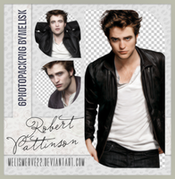 Robert Pattinson PNG Pack (26) by melismerve22