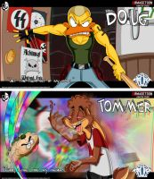 BeastHouse3D-DOUG-TOMMER by XAMOEL