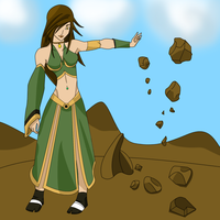 Earthbender by OverLoading
