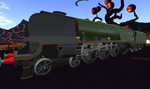 SL Duchess of Sutherland by Appletart-Longshot
