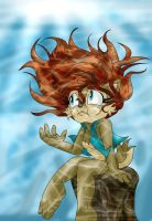 Request: Underwater Sal by Moon-Shyne