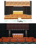 Blood Station remake before and after by Mordirius