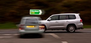 Collision or Crossing I by DundeePhotographics