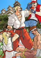 Fatal Fury: Geese Howard by Marvin000