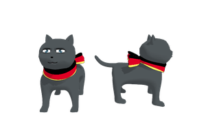 Germany cat DL by xPomeriggio