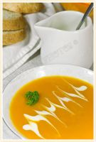 Pumpkin soup by shatinn
