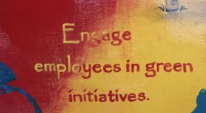 Employees in Green Initiatives by Macomona