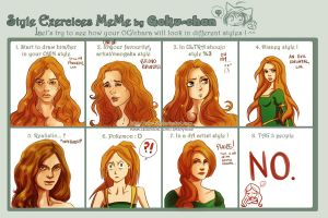 Style exercices meme - Ginevra by Nike-93