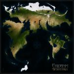 Brandish World Map Small by arsheesh