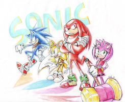 SONIC BOOM (finished) by Auroblaze