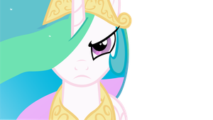 Princess Celestia Protecting her subjects - Vector by BeastyxLightning