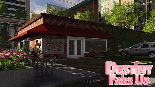 [DFU VN] Updated WIP BG Preview   King's Cafe by DestinyFailsUs