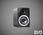 Speaker Icon by radioactivity