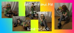 Bethany and Me 4 by kime-stock