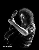 Brian May by jadelu7