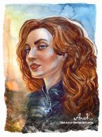 Triss by JustAnoR