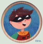 The Boy Wonder by whoisrico